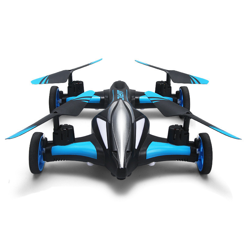 JJRC H23 2.4G 4CH 6 Axis Gyro RC Quadcopter with Wheels Land RC Drone Mini Helicopter For Gift