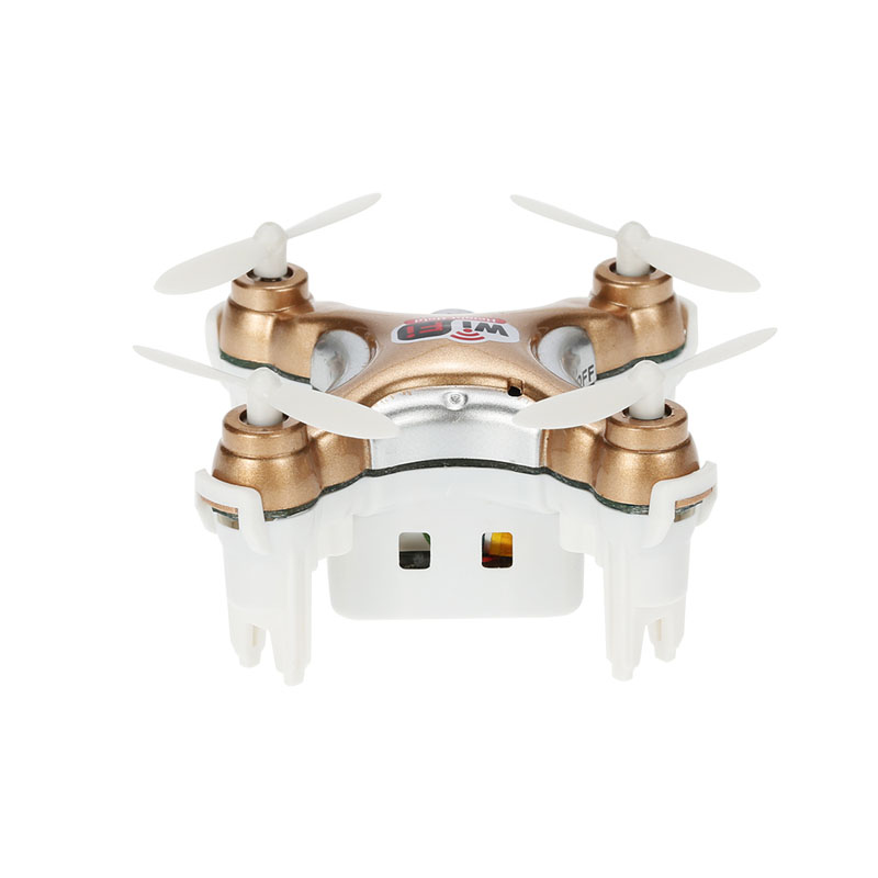 Cheerson CX-10WD-TX 2.4GHz 4CH 6-axis Wifi FPV Quadcopter 3D Eversion Mini Drones With 0.3MP Camera
