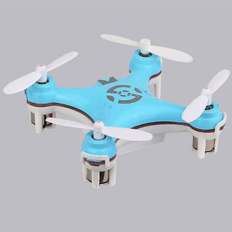 Cheerson CX-10 2.4G 4CH 6 axle Mini RC Quadcopter Remote Control Helicopter Aircraft RTF Toys Drone