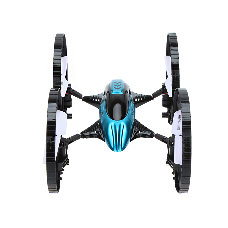JJRC H3 Air-ground 6-axis Gyro RC Quadcopter with 2MP Camera RTF 2.4GHz