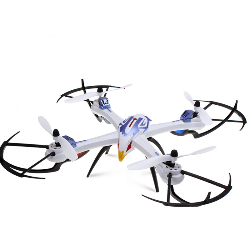 Cool RC Quadcopter 2.4G High Speed LED Light Four Axis Aircraft
