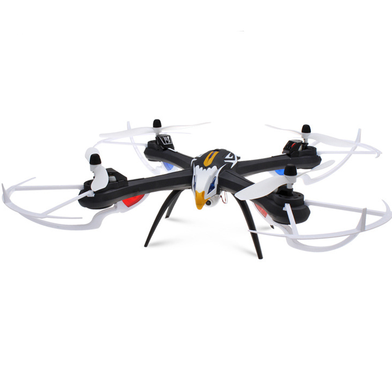 New Real Time 2.4G RC Quadcopter High Speed LED Light Four Axis Aircraft