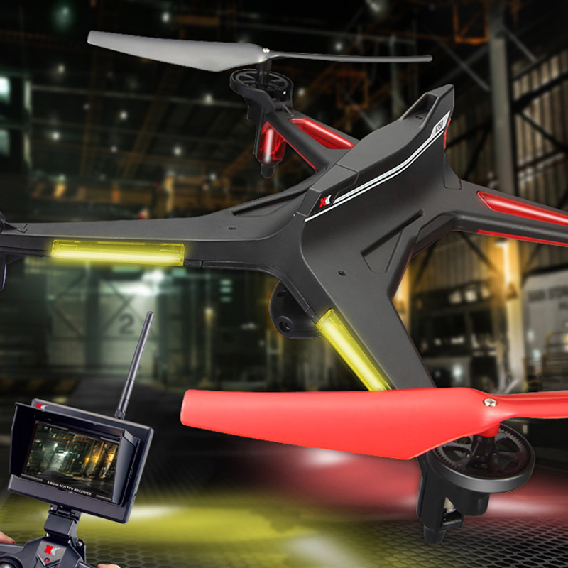 X250B Wifi 4CH FPV Live Transmission Four Axis Drone RC Drone RC Quadcopter