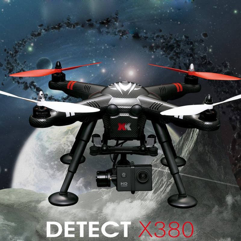 XK X380 Professional High Speed Four Axis Aerial Drone RC Drone