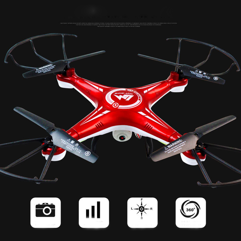 M29-2 Remote Control Drone With 200W Camera Four Axis Drone Quadcopter