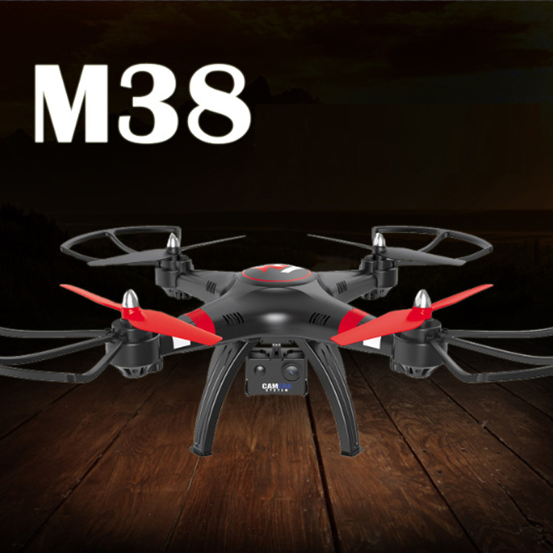 M38W WiFi HD Camera Four Axis Drone Quadcopter Remote Control Drone