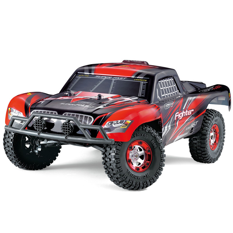 1:12 High Speed Wall Climb RC Car Four Wheel 2.4G Jump Car FY-01