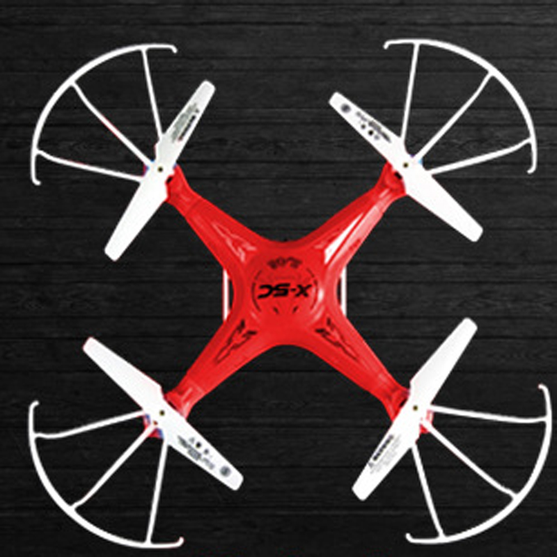 MJX 666-S-3 2.4G 3D Roll Quadcopter With 30W Camera Headless RC Drone