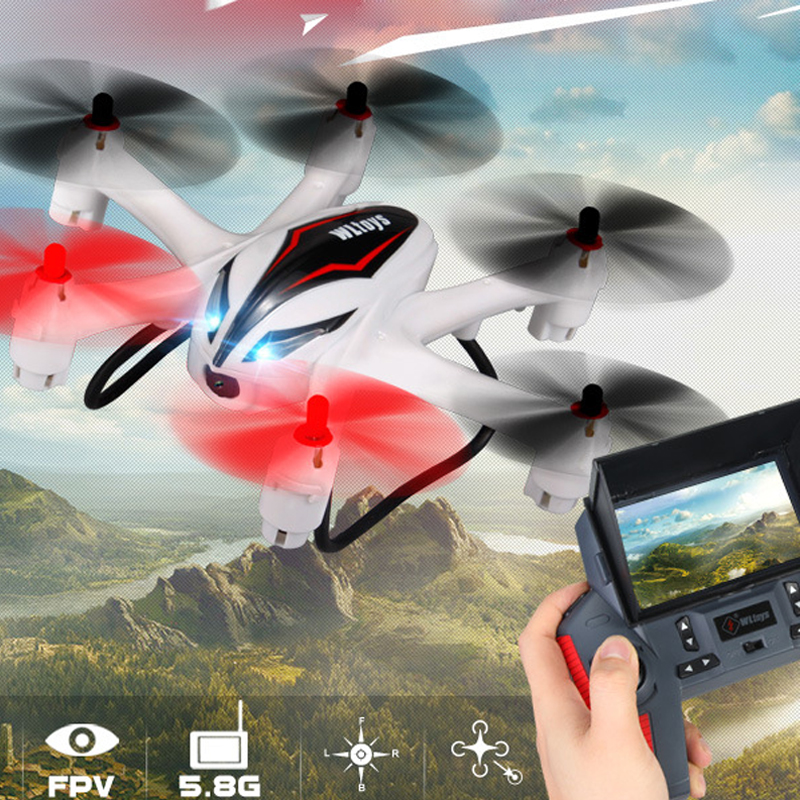 WL Q292 Best Selling 5.8G FPV 4ch RC Drone With HD camera