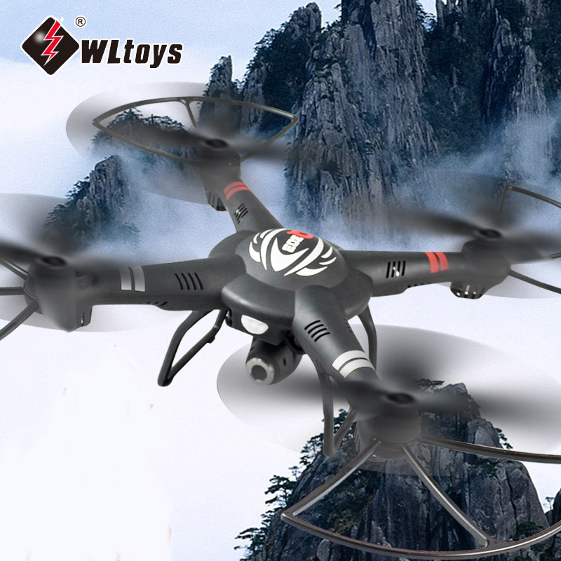 WL Q303 4CH RC Drone 6-Axis Gyro Remote Control Quadcopter