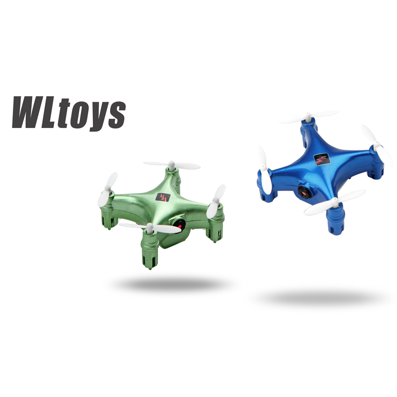 WL Q343 Mini 4CH 6-Axis Gyro RTF Quadcopter WiFi Real-time Transmission Aircraf