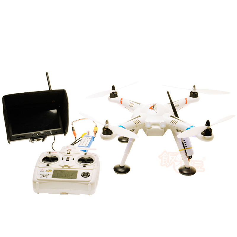 WL V303 2.4GHz GPS RC Quadcopter 4-CH UFO Support FPV RC Drone