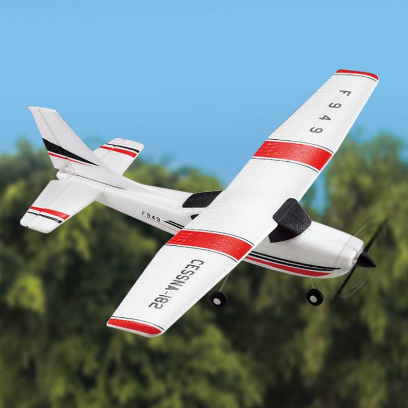WL F949 3CH RC Airplane Fixed Wing Plane Indoor Outdoor RC Toys