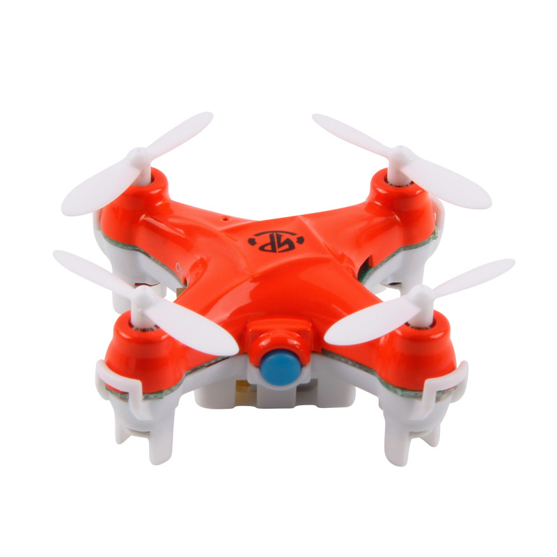 Mini 4 Channels 6 Axis Gyro RC Quadcopter With 3D Flip Headless Mode One Key Return
