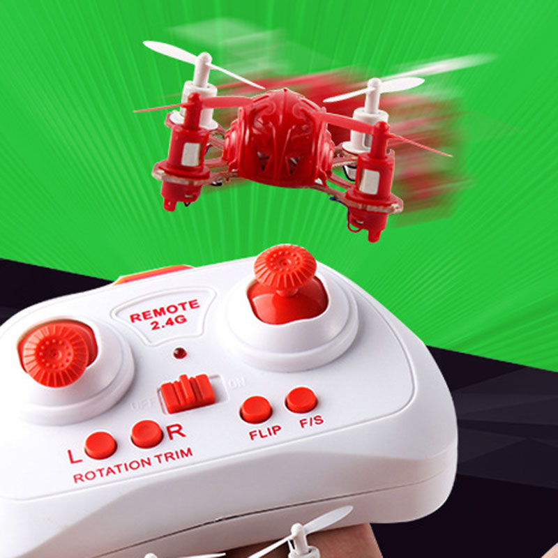 Mini 4 Channels RC Quadcopter With Four Axis For Kids Toys Gift
