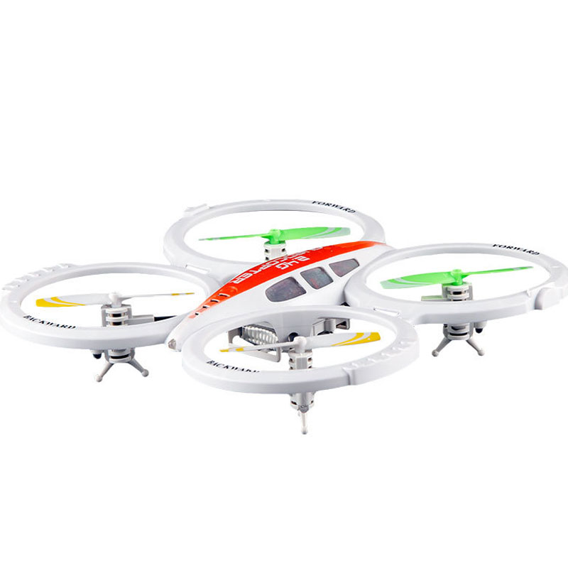 4 Channels RC Quadcopter With 360 Degrees Spin HD Camera Aerial Photography