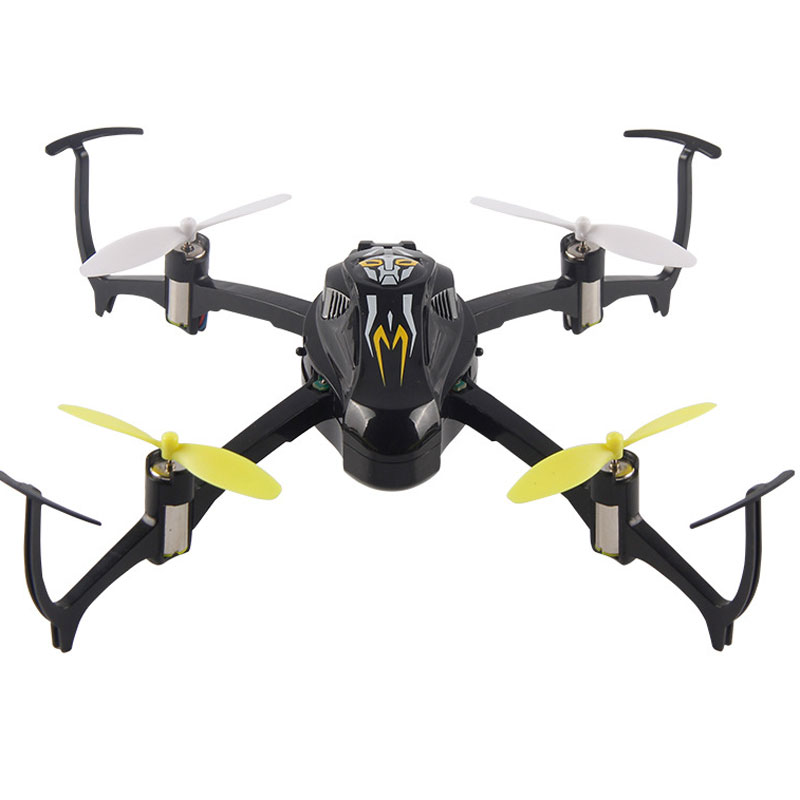 Mini 4 Channels Rc Quadcopter With Headless Mode A Key Return Toy