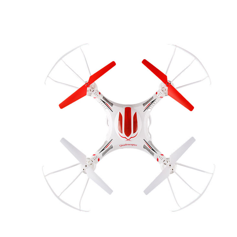 4 Channels 2.4GHz RC Quadcopter With Headless Mode A Key Return Toy