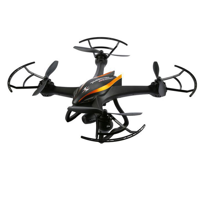 4 Channels 2.4GHz RC Quadcopters With One Key To Return Toy