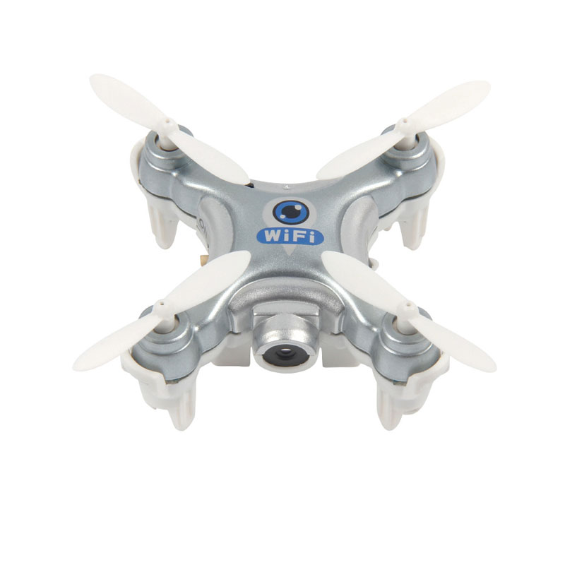 Mini 4 Channels 2.4GHz RC Quadcopters With Wifi Camera Toy
