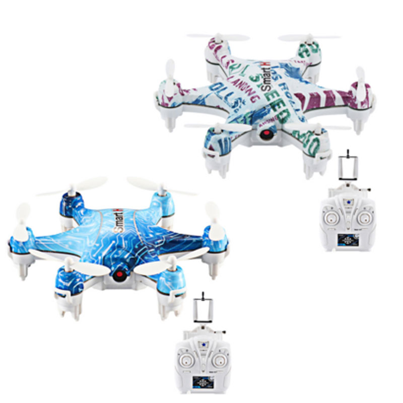 4 Channels 2.4GHz RC Quadcopters With Wifi Real-time Transmission Toy