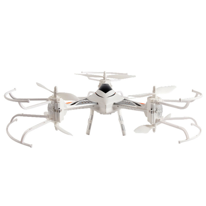 6 Channels 2.4GHz RC Quadcopters With One Key Return For Kids Toys Gift