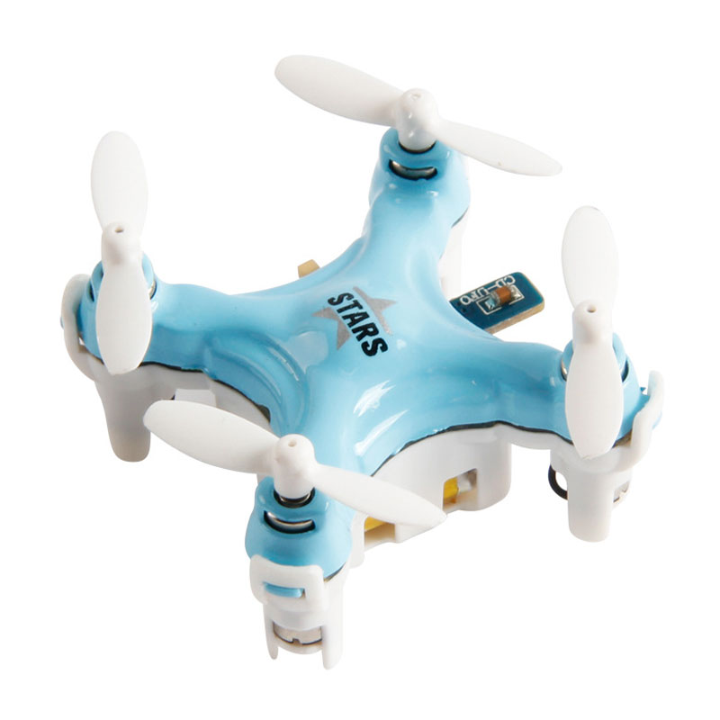 4 Channels 2.4GHz RC Quadcopters With 360 Degree 3D Flips For Kids Toys Gift