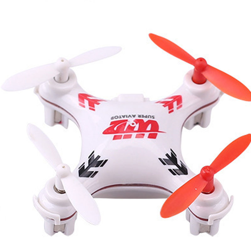 V676 Mini 2.4GHz 4 Channels RC Quadcopter With 6 Axis Gyro Toy
