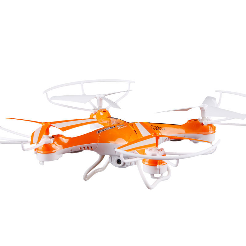 YD829C RC Quadcopter 2.4GHz 4 Channels With Headless Mode Toy