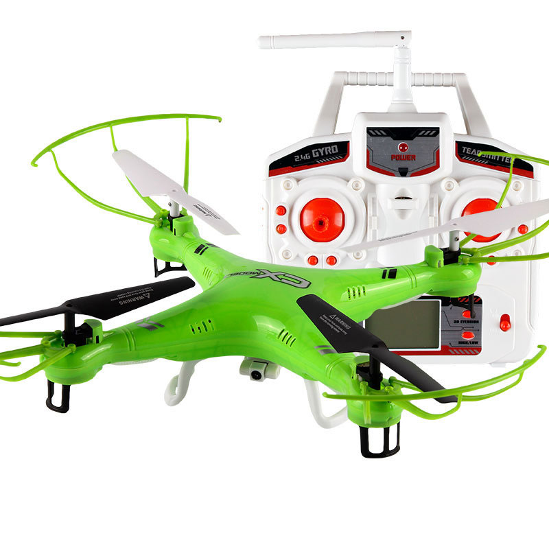 CX-022 RC Quadcopter 2.4GHz 4 Channels With 360 Degrees Spin Toy