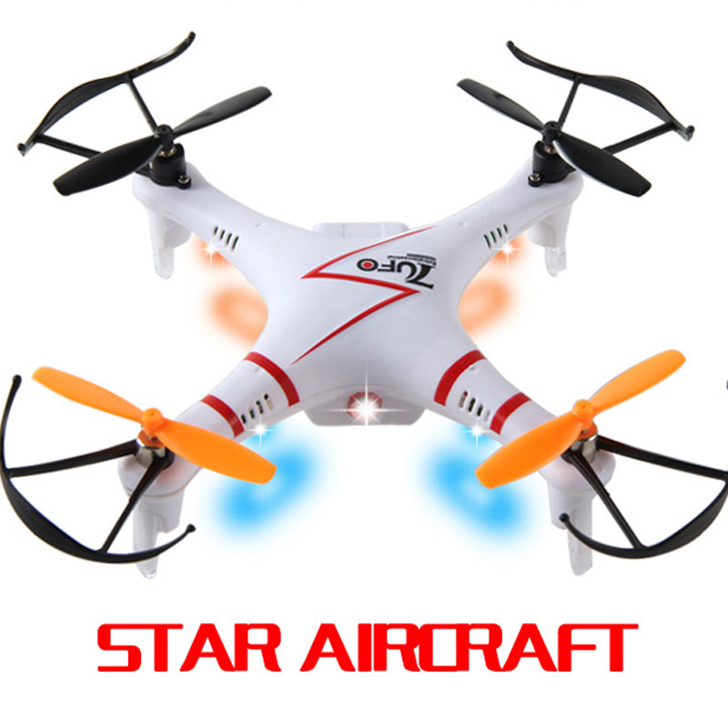 SJ606 RC Quadcopter 2.4GHz 4 Channels With 6 Axis Gyro Toy