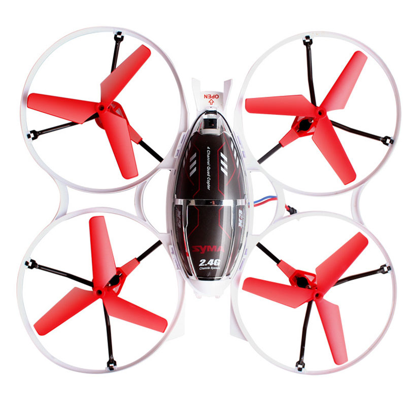 X3 RC Quadcopter 2.4GHz 4 Channels With 360 Degrees Spin For Kids Toys Gift