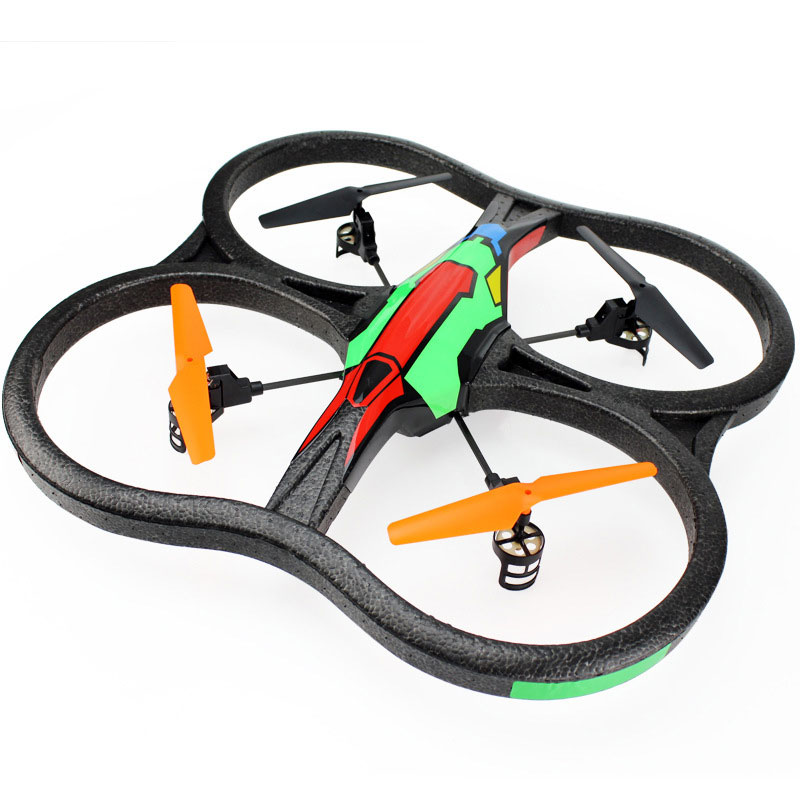X30 RC Quadcopter 2.4GHz 4.5 Channels With LED For Kids Toys Gift
