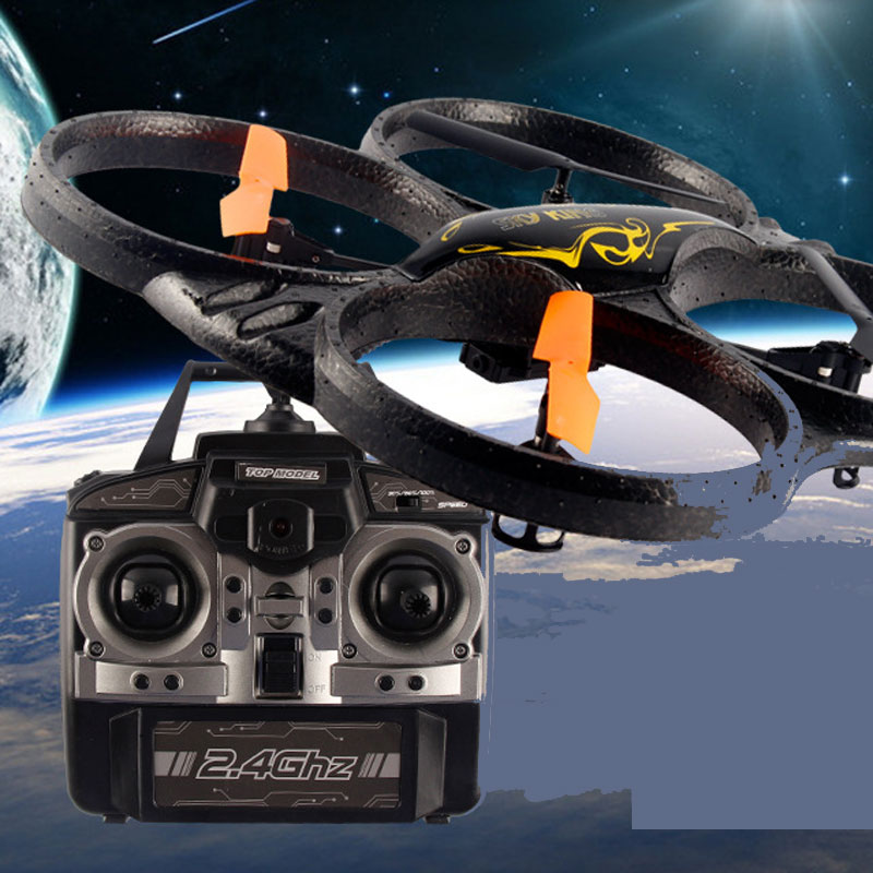 X-39V RC Quadcopter 2.4GHz 4 Channels With 6 Axis Gyro For Kids Toys Gift