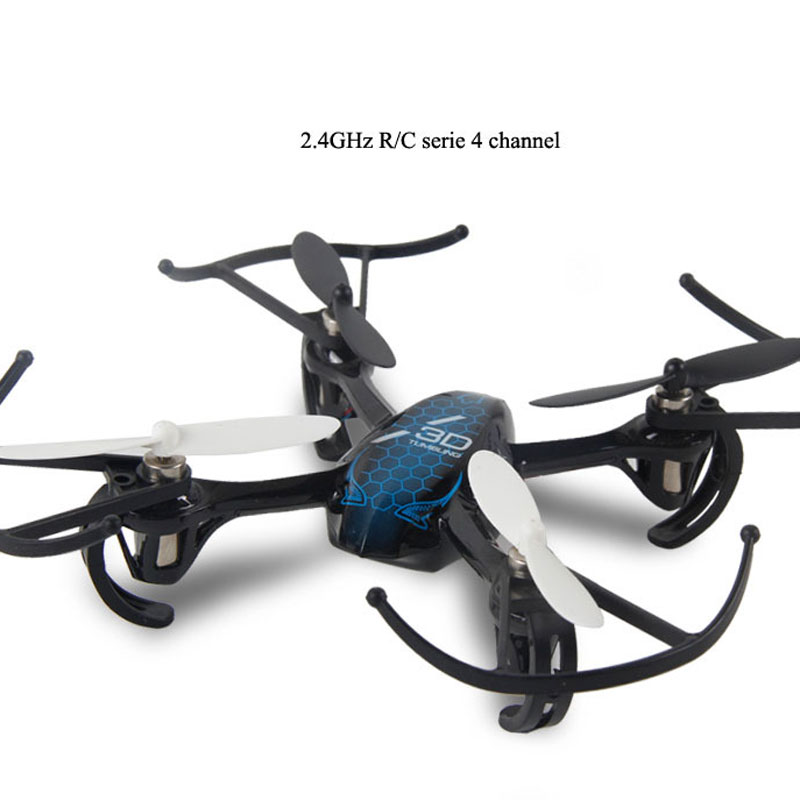 SJ017 RC Quadcopter 2.4GHz 4 Channels With 6 Axis Gyro For Kids Toys Gift