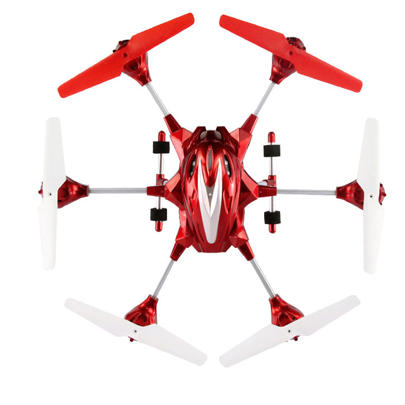 HJ819 RC Quadcopter 2.4GHz 4.5 Channels With 360 Degrees Spin Toy