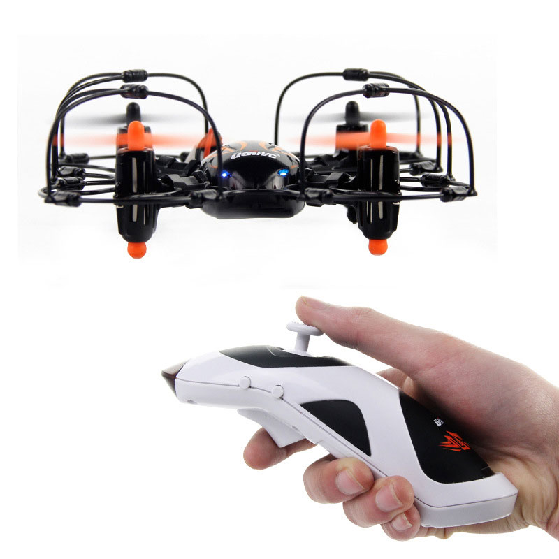 U830 Drone RC Quadcopter 2.4GHz 4 Channels With 360 Degrees Spin For Kids Toys Gift