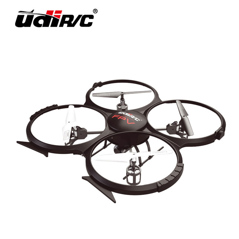 U919A Drone RC Quadcopter 2.4GHz 4 Channels With Wifi Real-time Transmission For Kids Toys Gift