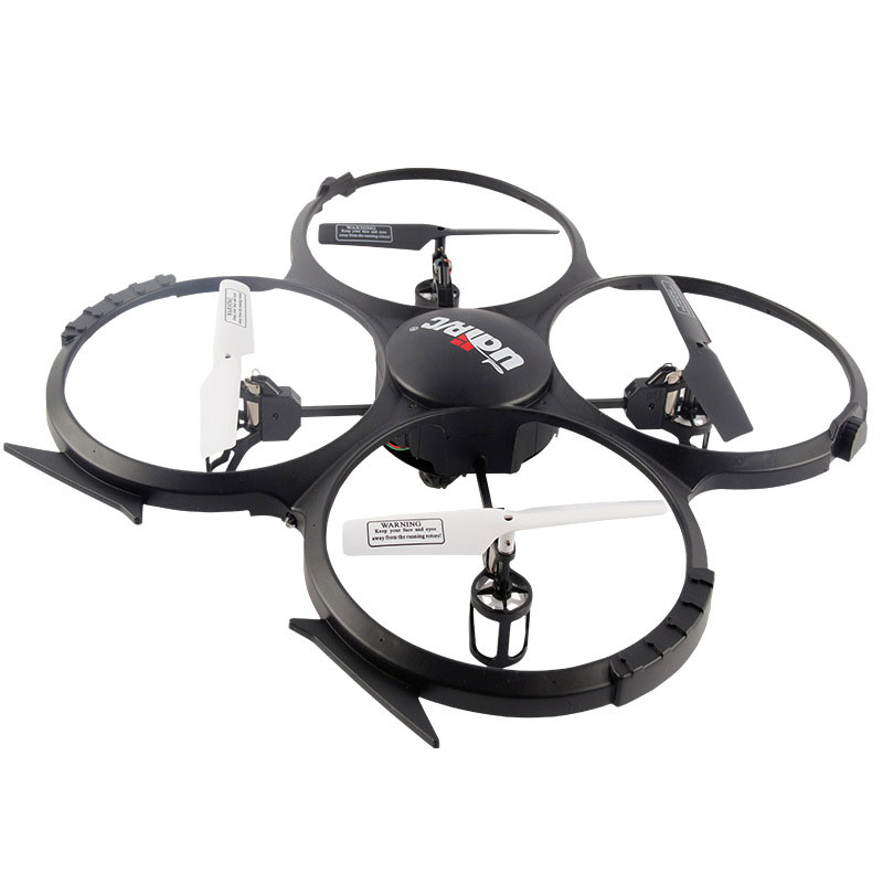 U818A Drone RC Quadcopter 2.4GHz 4 Channels With Headless Mode For Kids Toys Gift