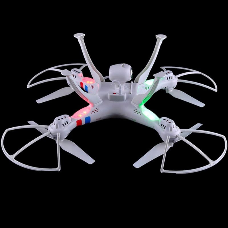 Syma X8W RC Quadcopter Support WIFI Camera 4CH 6-Axis Gyro