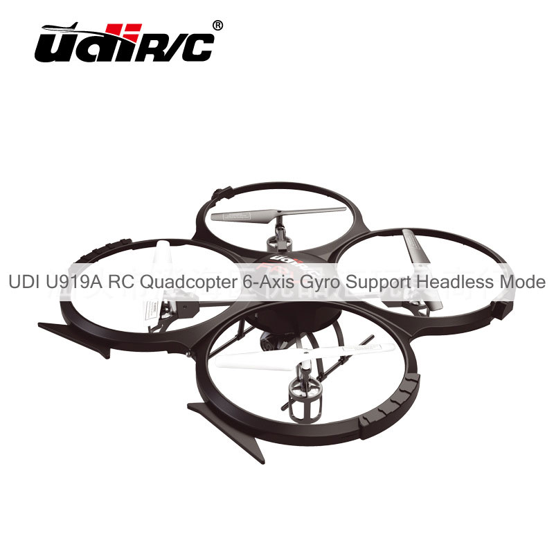 UDI U919A RC Quadcopter 6-Axis Gyro Support Headless Mode