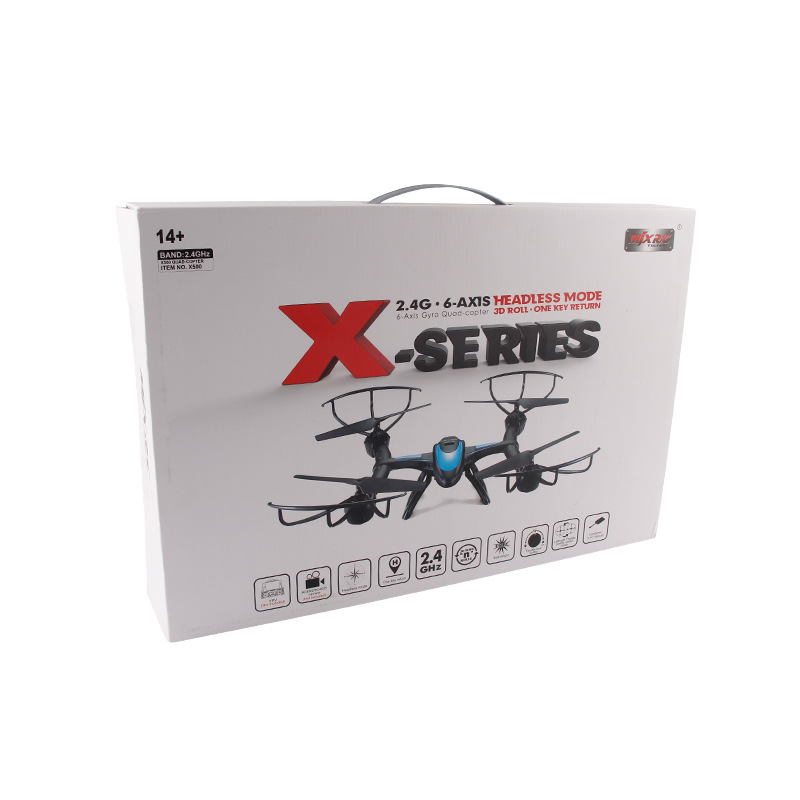 MJX X500 RC Quadcopter Support Headless Mode 3D Roll Auto Return