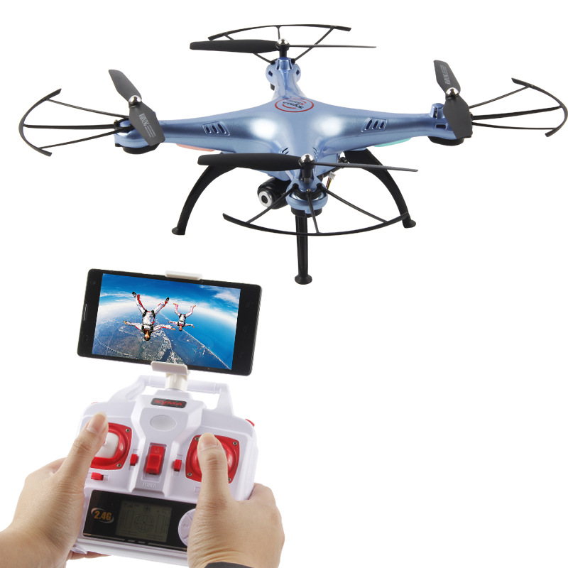 Syma X5HW 2.4G 6 Axis Gyro RC Quadcopter With Wifi Camera