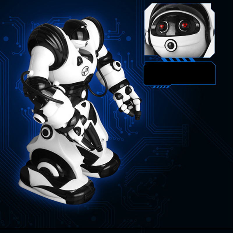 Intelligent Programming Remote Control Robot Toy Smart Toys