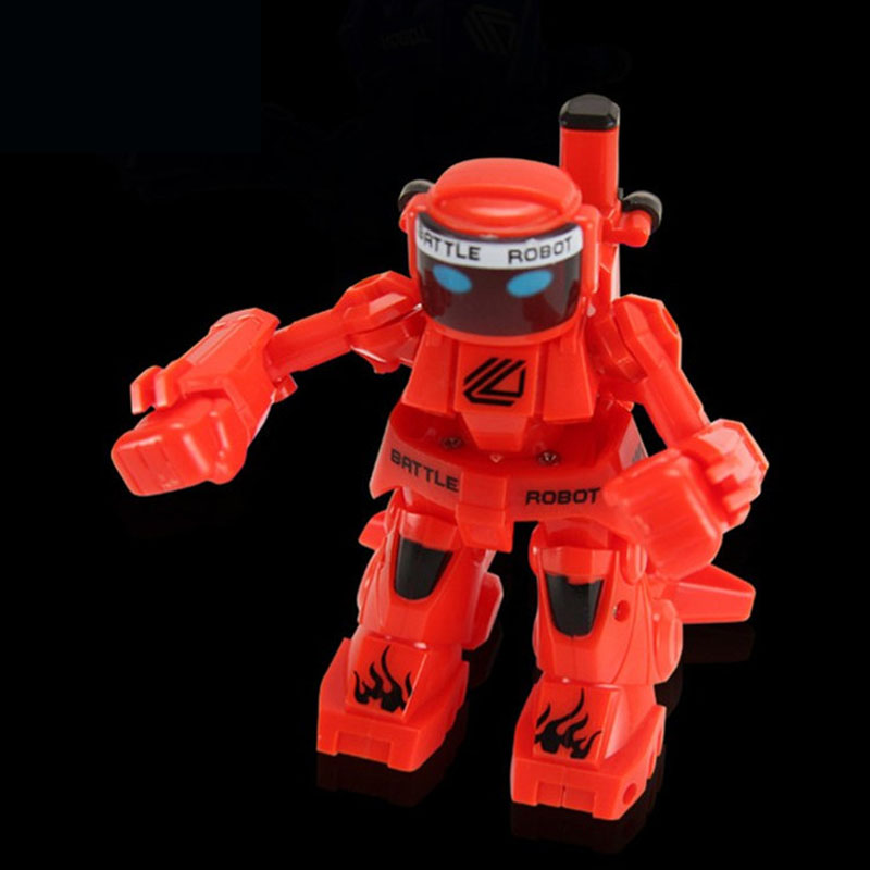 2.4G RC Smart Robots Novelty Competitive Children Toys Gift