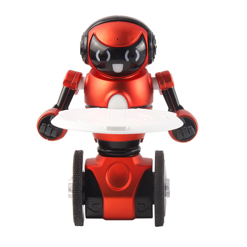 WLtoys Intelligent Robot with G-Sensor Automatic Avoidance RC Toy