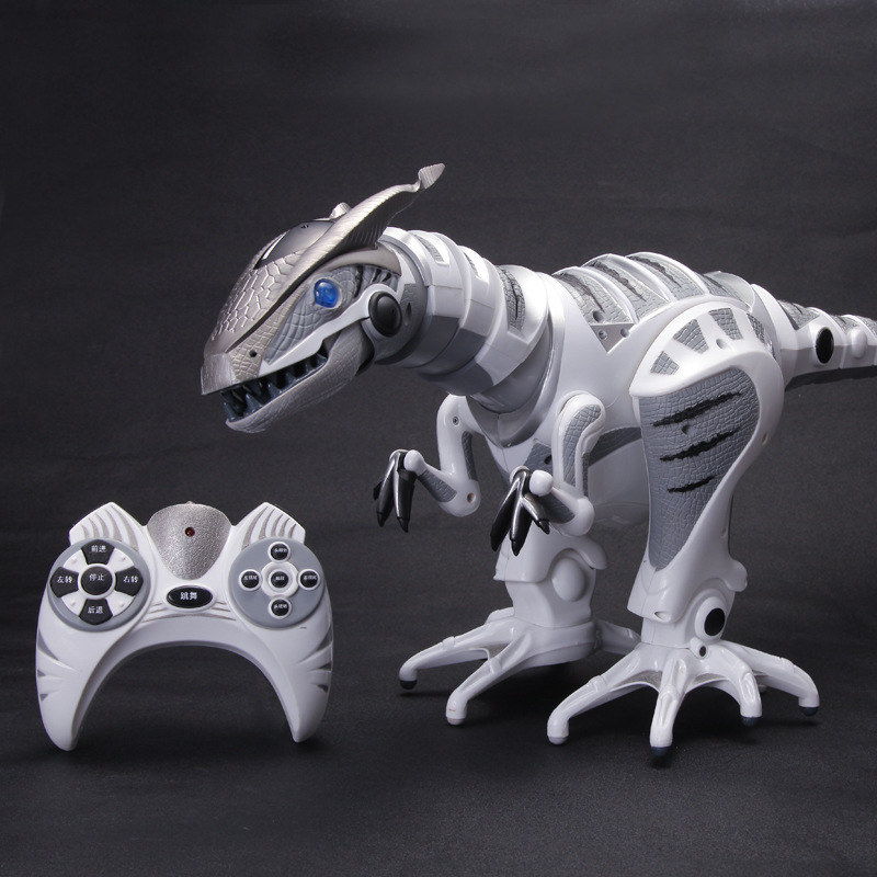 TT313 Jurassic Dinosaur RC Dinosaur Animal Toys Intelligent RC Robot For Kids