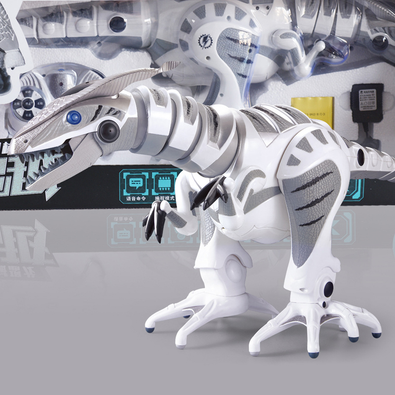 TT320S+ New Jurassic Dinosaur Intelligent RC Dinosaur Animal Toys RC Robot For Kids