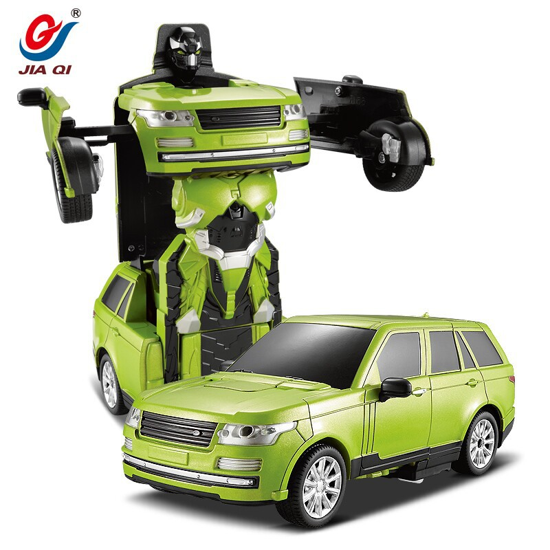 TT651 Hot SUV RC robot Car Remote Control Transformation Gift For Kids