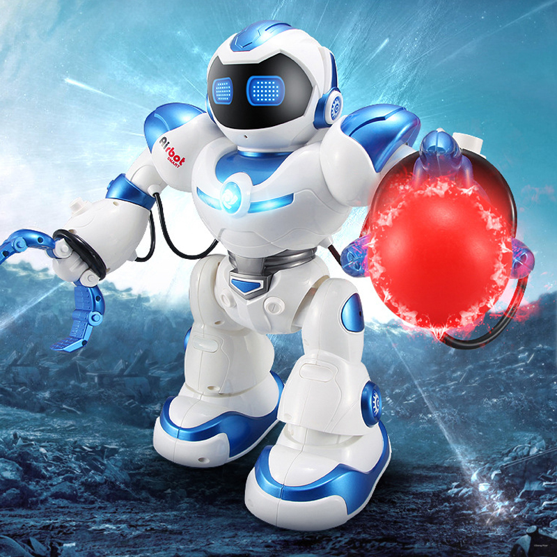 JXD1029 AlBott Design Innovative Multifunctional RC Fighting Humanoid Robot
